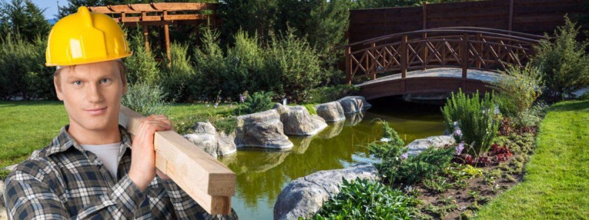 Gartenhaus Aufbau Service vor Ort