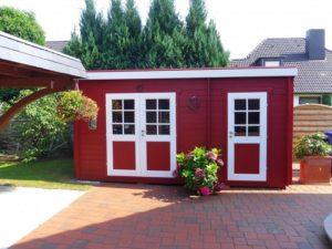 Gartenhaus Aufbau Service - Wir Bauen Ihre Gartenhäuser Und Mehr Auf! Modernes Gartenhaus Fur Gartengerate