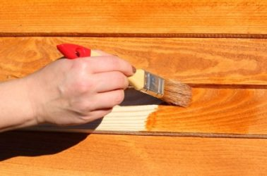 Holz effektiv schützen