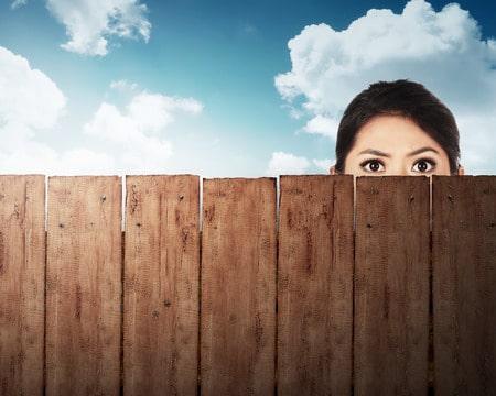 Wünschen Sie sich mehr Privatsphäre im eigenen Garten? Ein Sichtschutzzaun bietet Schutz, doch Regeln müssen auch hier eingehalten werden.