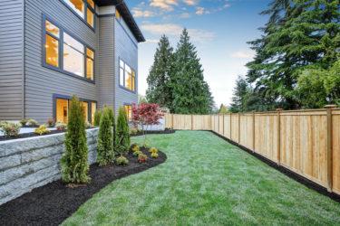 wie hoch darf ein Gartenzaun sein?