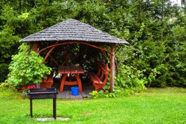 Aufbauservice für Ihr Gill-Pavillon