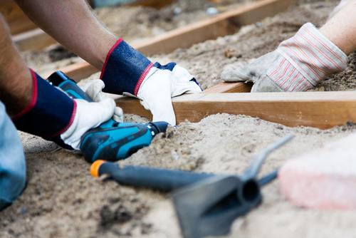 Terrassen selber bauen oder aufbauen lassen?